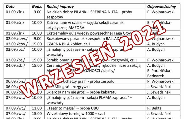 wrzesien 2021